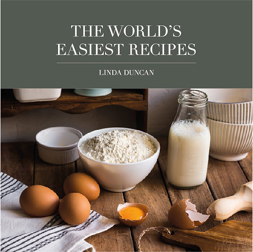 The World's Easiest Recipes (Free Shipping anywhere in NZ)