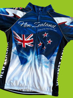 Kiwi Cycling NZ Flag style