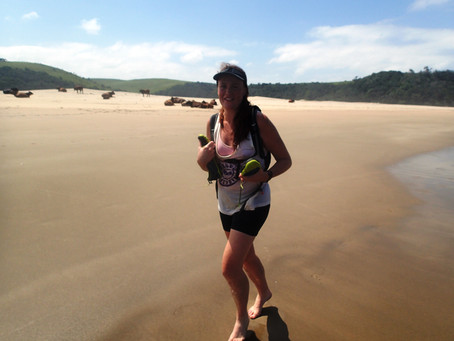 How an unathletic person came to do the RB Africa Wild Coast Challenge and loved it