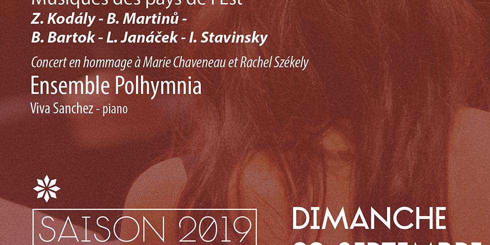 Ensemble Polhymnia - Concert de saison #1