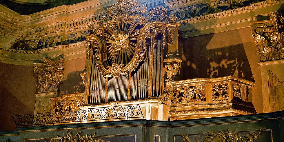 Concert à Breil-sur-Roya  - Ugo Turcat, orgue et Manami Matsuyama, cornet