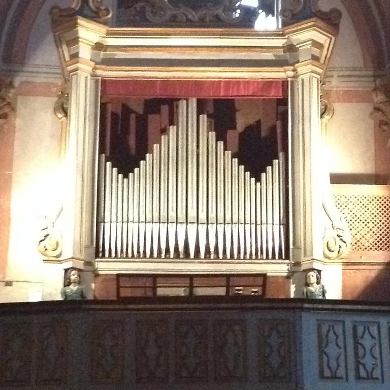 Concert à Saorge - Silvano Rodi - Musique italienne pour orgue entre les XVIe et XIXe siècles
