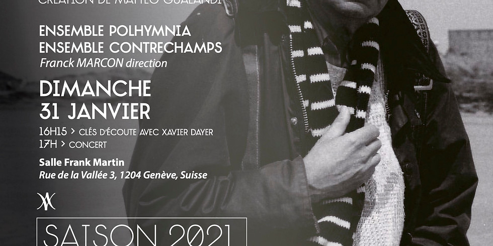 Nicolas Bouvier / Xavier Dayer