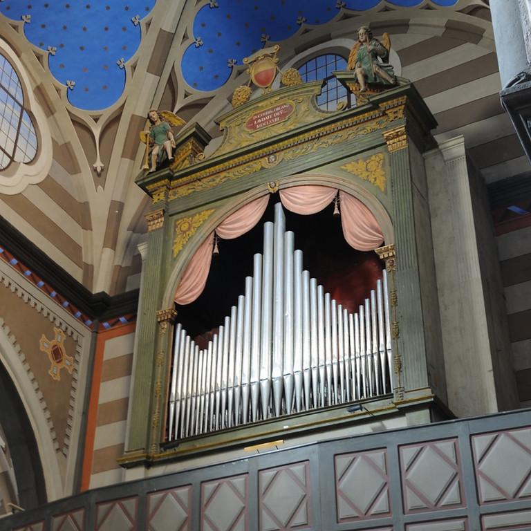 Concert à Tende - Le Tribunal des vents et Arnaud de Pasquale