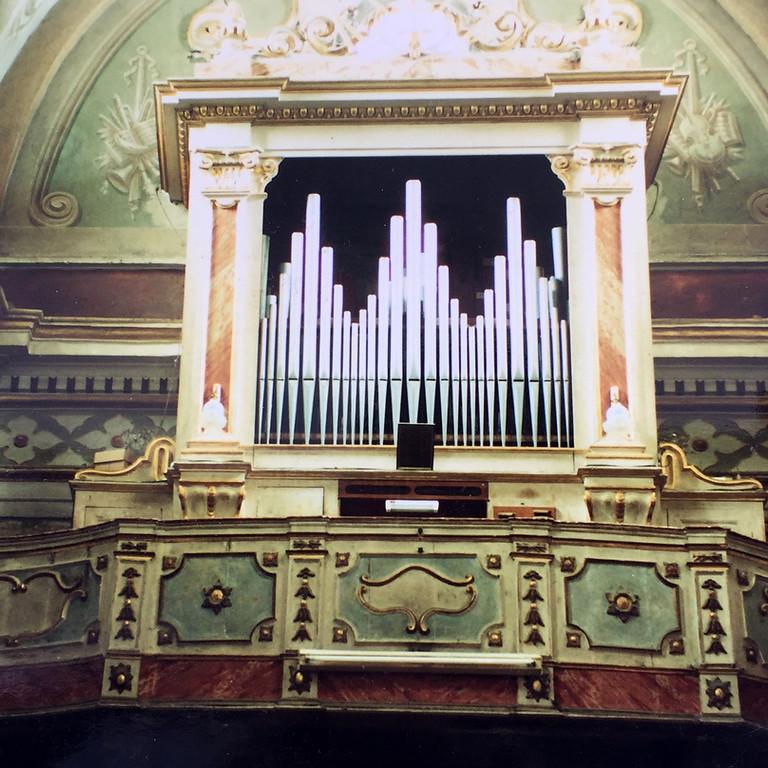 Concert à Robilante - Jacopo Cassese, organo et Luca Vallauri, tromba