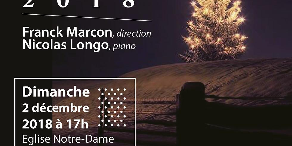 Concert médiation - Choeur Crescendo / Choeur Polhymnia