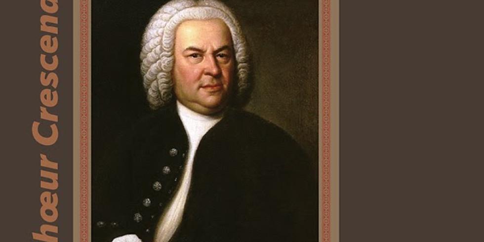 Concert médiation - Récital Bach - violoncelle et clavecin
