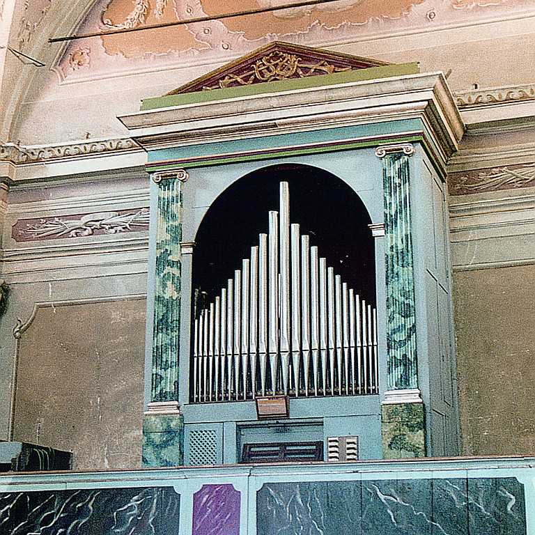 Concert à Airole - Franck Marcon - L'orgue en Sicile au XVIIe siècle - Bernardo Storace