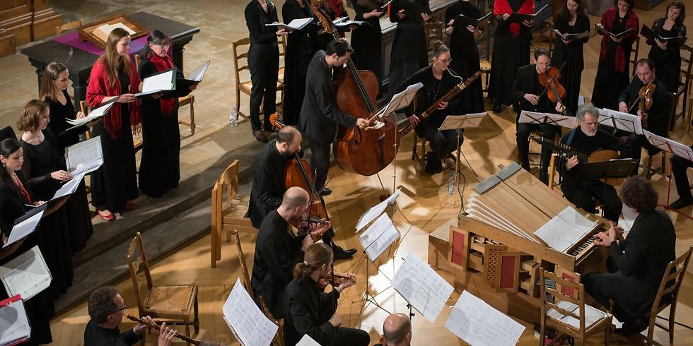 Festival baroque du Mont Blanc - Vivaldi à double choeur