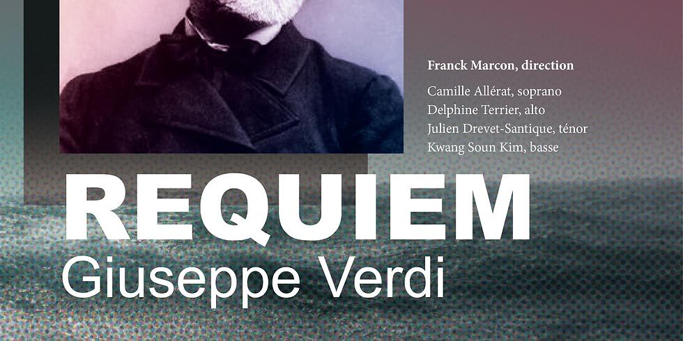 Concert médiation - Requiem de Verdi