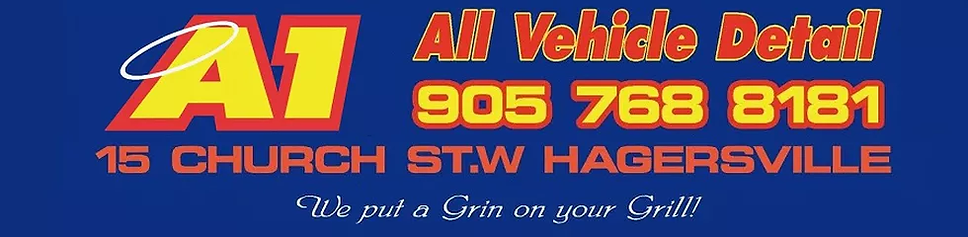 Vehicle Detailing | St | A1 ALL Vehicle Detail