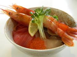 漁師の海鮮丼G