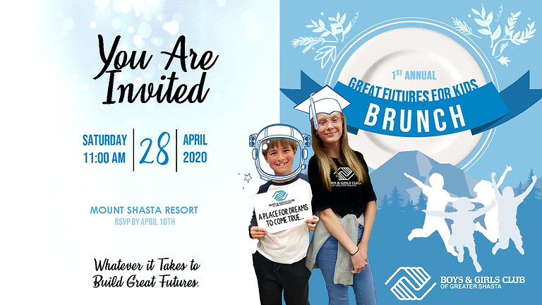 Great Futures for Kids Brunch