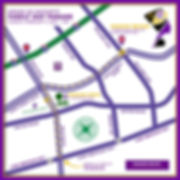 2020 Krewe of Nefertiti Parade Map - 1 p