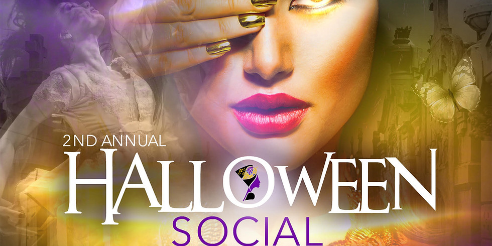 2nd Annual Halloween Social - Reincarnation: A Journey to the Afterlife