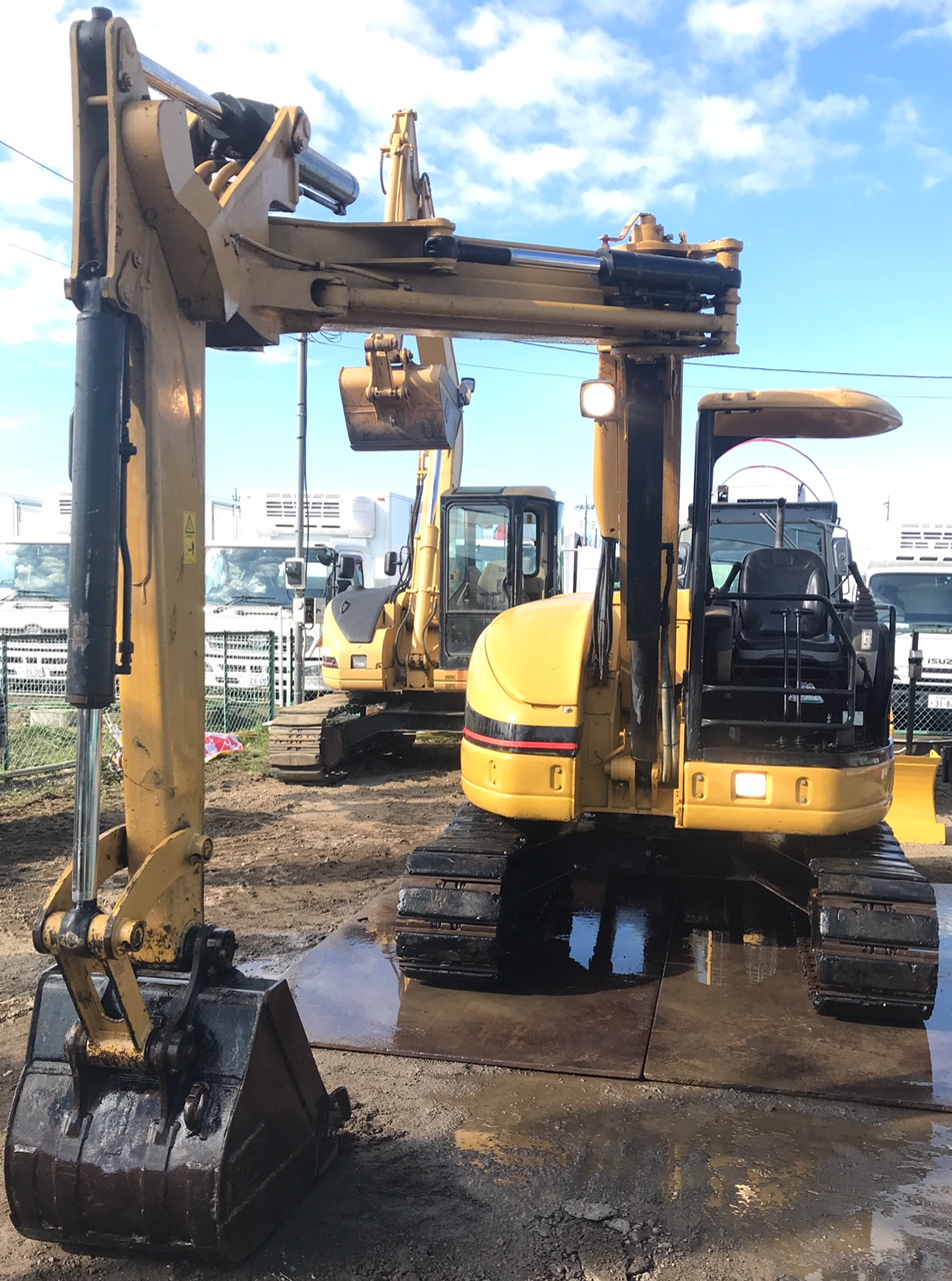Cat 305 SR | Excavators | 日本 | Success Rays Co  Ltd