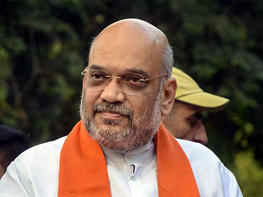 Bodo Accord marked beginning of end of insurgency in Assam: Amit Shah.