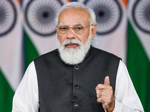 PM Modi likely to inaugurate UP's third airport in Kushinagar this month.