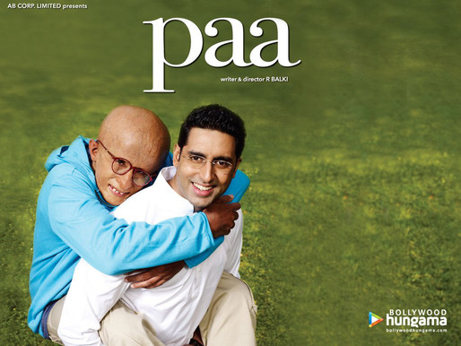 Paa turns 11: When Abhishek Bachchan played Amitabh Bachchan's father, turned producer for his dad