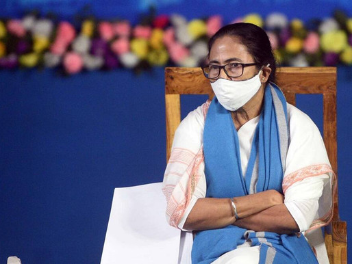 'Even if BJP arrests me, I will ensure TMC victory in polls from jail': Mamata Banerjee
