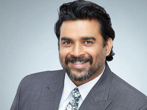 R Madhavan: Not the guy known for fashion sense.