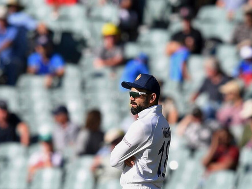 'India players briefly discussed it in team meeting': Virat Kohli on farmers' protest.