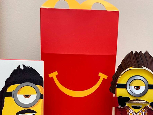 McDonald's Happy Meal toys to go green globally by 2025.