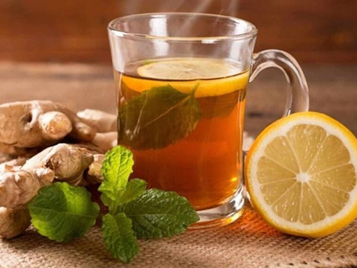 Enjoy your evenings with these immunity-boosting teas.