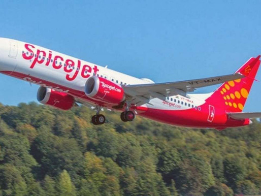 Excise dept asks SpiceJet to pay 'GST dues' of Rs 285 cr to Haryana.