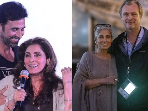 Akshay Kumar is a proud son-in-law as Christopher Nolan pens note for Dimple Kapadia.