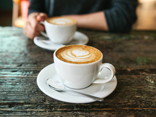 5 coffee recipes to keep you warm this winter.