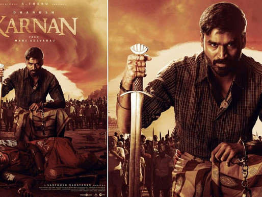 Karnan box office collection: Dhanush's film makes record, earns Rs 23 cr in opening weekend.