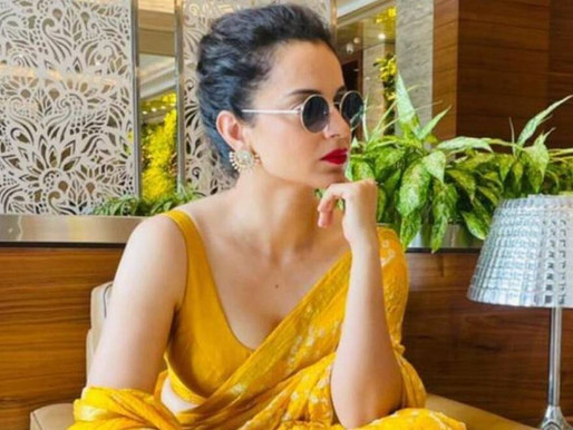 Kangana Ranaut tells Hansal Mehta, director suggests they have coffee after the pandemic.
