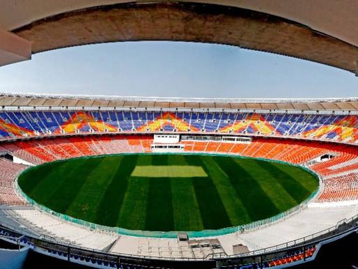 Motera cricket stadium inaugurated by President, renamed as Narendra Modi Stadium.