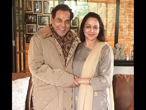 With Corona and people suffering, one doesn't feel happy or wish to celebrate birthday:Dharmendra