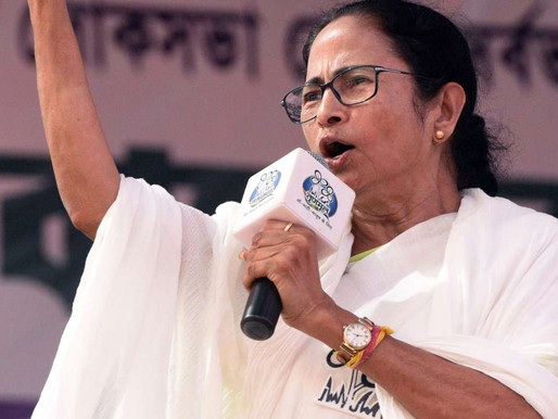 Mamata Banerjee challenges BJP to impose President's Rule in West Bengal.