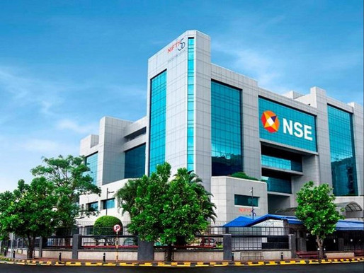 Glitch due to 'instability of telecom links': NSE.