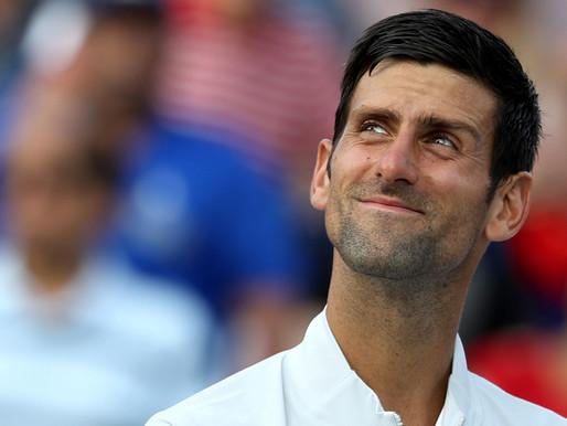 Australian Open: Quarantined Novak Djokovic strikes conversation with SA girl from balcony.