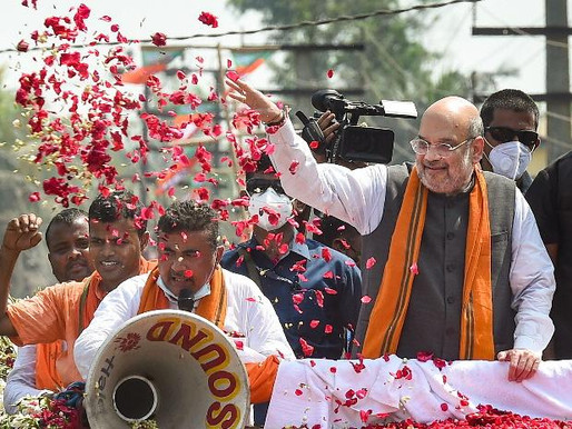 Election 2021 LIVE Updates: Amit Shah to hold 4 public programs in West Bengal today.