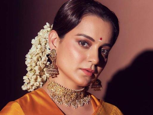 Kangana Ranaut attacks Bollywood for not appreciating Thalaivii: 'Rise above petty human emotions'.