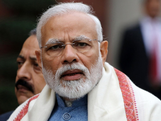Dispel rumours, lies about vaccination, PM Modi tells youth.