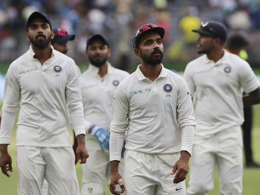 India needed Ajinkya Rahane's calmness after Adelaide debacle.