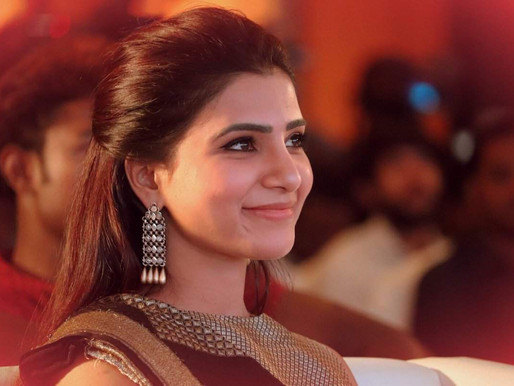 Samantha Akkineni has a special reason to celebrate, calls herself 'happiest woman in the world'.