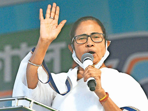 Bhabanipur bypoll: BJP accuses Mamata of violating Covid norms during campaigning.