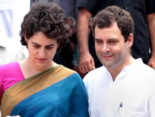 Priyanka, Rahul: Reconsider holding CBSE exam in May.