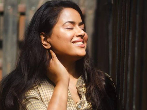 Sameera Reddy: A lot of people went after my white hair, asked me 'what is wrong with you'.