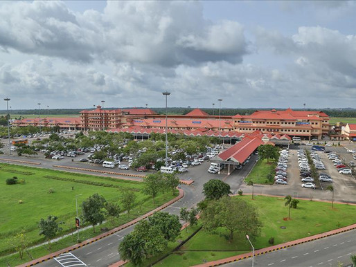 Cochin airport launches 'Operation Paravaah' for flood control.