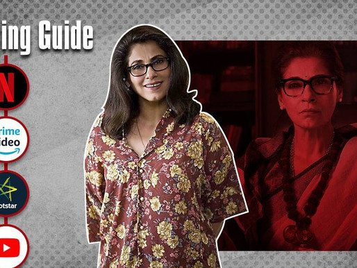 Streaming Guide: Dimple Kapadia movies.