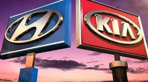 Kia and Hyundai recovering from days-long network outages.