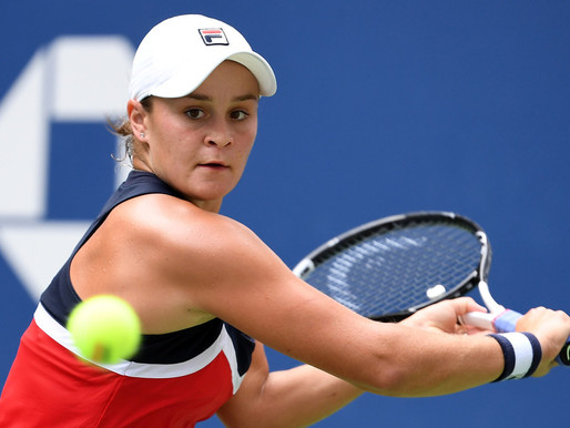 Ash Barty, Osaka advance in Australian Open tuneups in 3 sets.